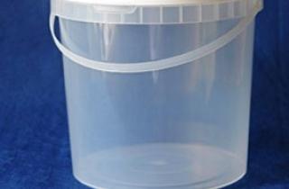 Plastmasas trauks 20 l (plastmasas spainis ar vāku). Iepakojumā ... gab.